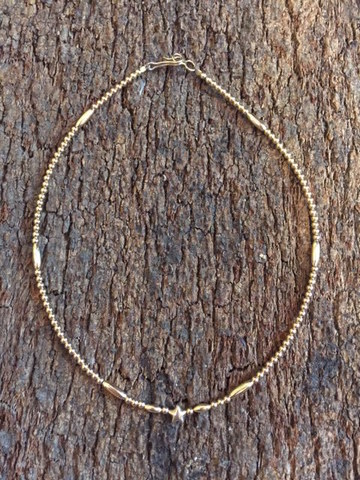 14K GF NECKLACE