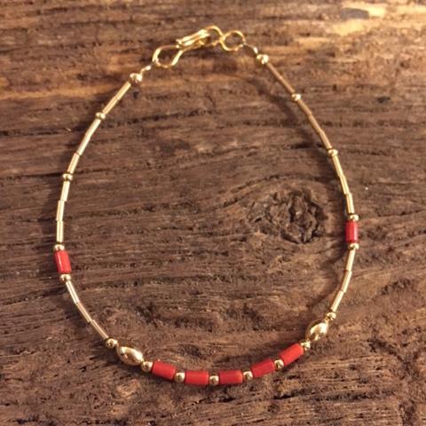 14K GF Bracelet(2)