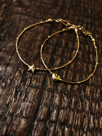 14KGF Hish Bracelet