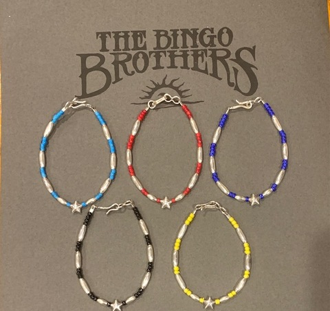 Star Silver Bracelet/スターブレスレット シルバー