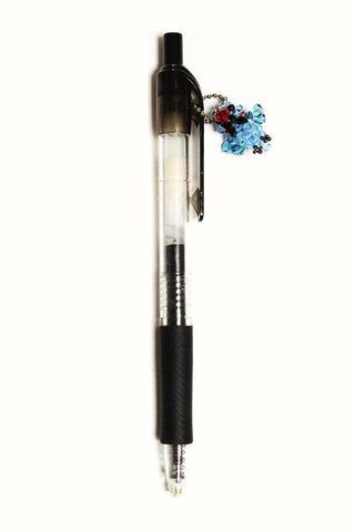 ワカケホンセイインコ(ブルー)              インコ臭つきボールペン               干し草系 【魅惑の背中】