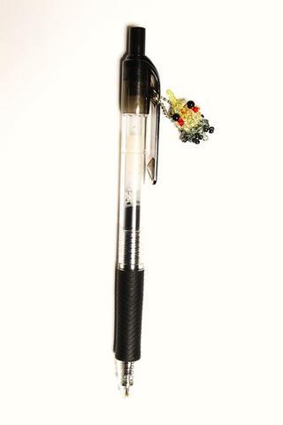 オカメインコ(グレー)              インコ臭つきボールペン               干し草系 【魅惑の背中】