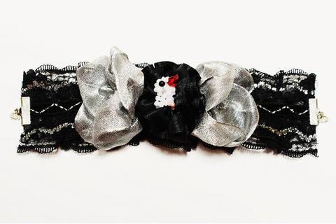 インコ臭ブレスレット             白文鳥