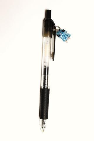 サザナミインコ(ブルー)              インコ臭つきボールペン               干し草系 【魅惑の背中】