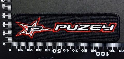 Puzey Motorcycle ワッペン パッチ 05965