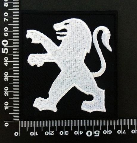 プジョー PEUGEOT ワッペン パッチ 06457