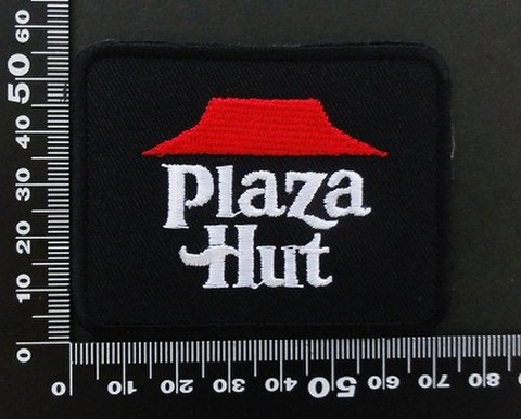 プラザハット PlazaHut  ワッペン パッチ  06429