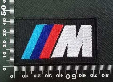 ビーエム BMW ワッペン パッチ  143532