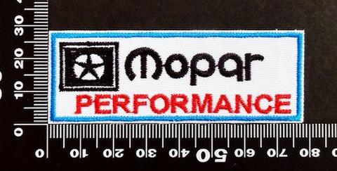 Mopar short for Motor Parts ワッペン パッチ 06634