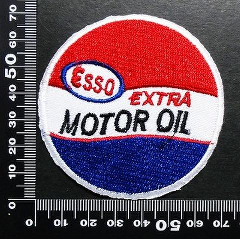 エッソ ESSO ワッペン パッチ  1666