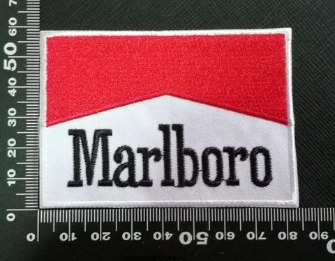 マールボロ(Marlboro) ワッペン パッチ  143611