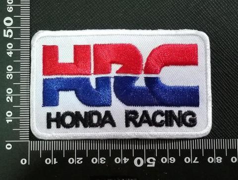 ホンダ  HRC HONDA ワッペン パッチ  143542