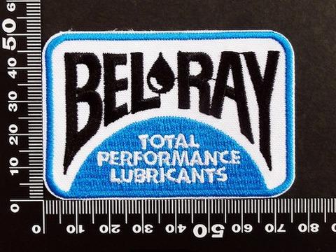 ベルレイ belray ワッペン パッチ 06630