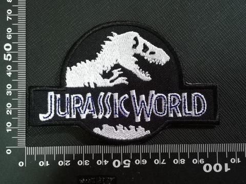 ジュラシックワールド(Jurassic World)ワッペン パッチ 143726