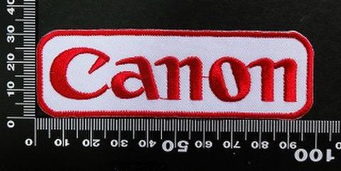 キャノン CANON ワッペン パッチ 02045