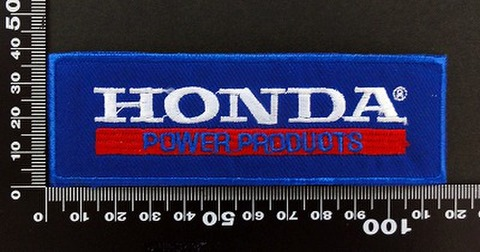 ホンダ ウイング HRC HONDA ワッペン パッチ  06428