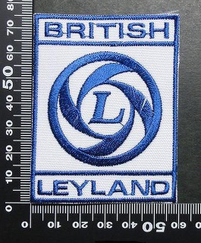 ブリティッシュ・レイランド(British Leyland ) ワッペン パッチ 01682
