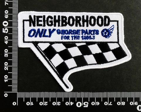 ネイバーフッド neighborhood ワッペン パッチ 06598