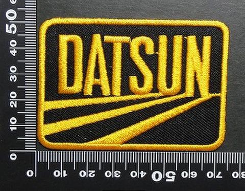ダットサン 日産 datsun ワッペン パッチ  01680