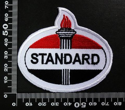 スタンダード (standard ワッペン パッチ 02032