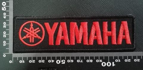 ヤマハ YAMAHA ワッペン パッチ 143704