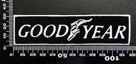 グッドイヤーGoodyear ワッペン パッチ  05969