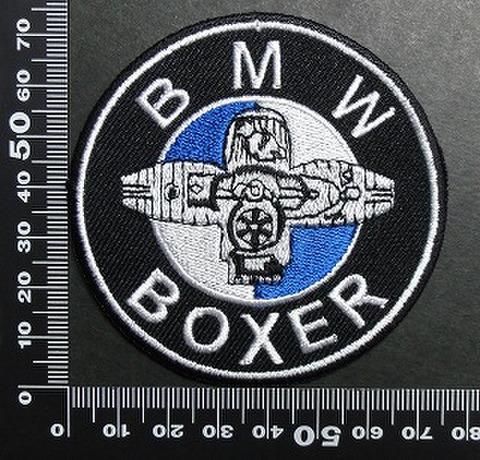 ビーエム BMW ワッペン パッチ 01715