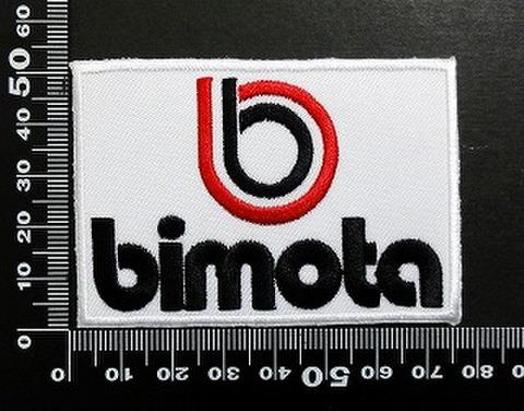 ビモータ BIMOTA ワッペン パッチ 05990