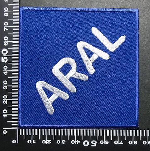 アラル ARAL ワッペン パッチ 01685