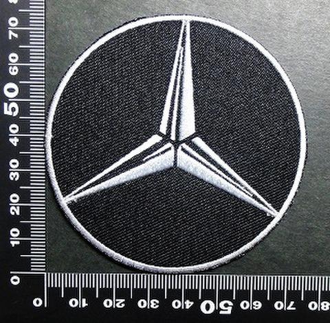 メルセデス・ベンツ Mercedes-Benz ワッペン パッチ   01696