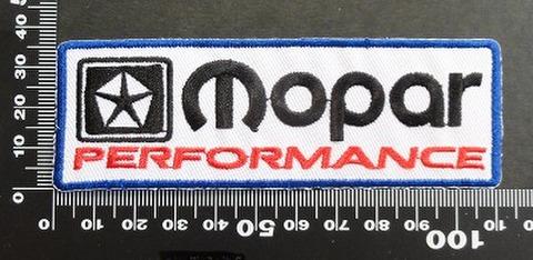 Mopar short for Motor Parts ワッペン パッチ 06592
