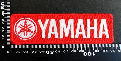 ヤマハ YAMAHA ワッペン パッチ 0 06558