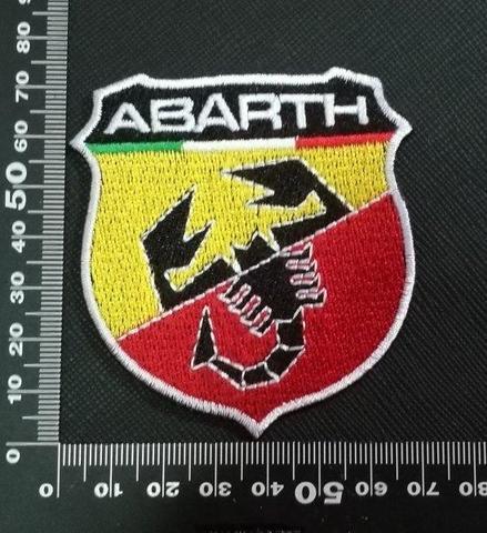 アバルト(ABARTH)ワッペン パッチ 143652