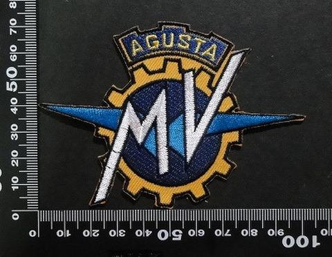 MVアグスタ(MV Agusta ) ワッペン パッチ  07125