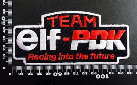 エルフオイル ELFOIL PDK ワッペン パッチ 06620
