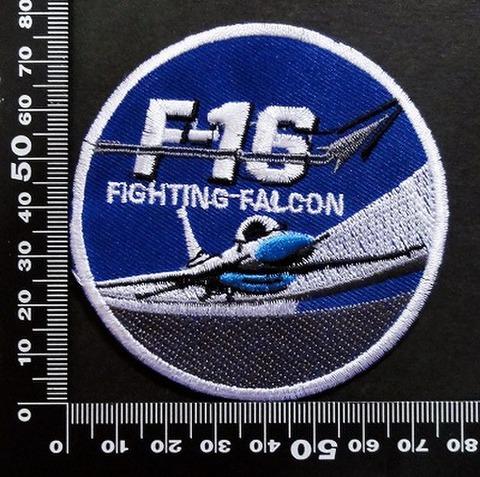 F-16  ワッペン パッチ   07086