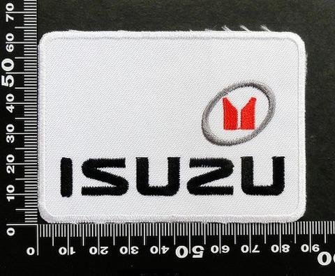いすゞ isuzu ワッペン パッチ 06575
