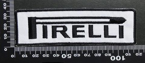 ピレリー PIRELLI ワッペン パッチ 01689