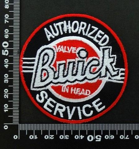 ビュイック BUICK ワッペン パッチ 06437
