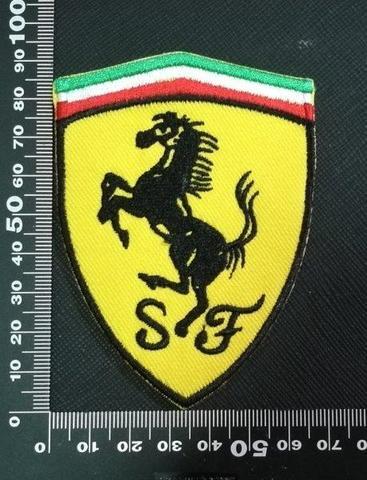 フェラーリ マールボロ ワッペン パッチ  143759