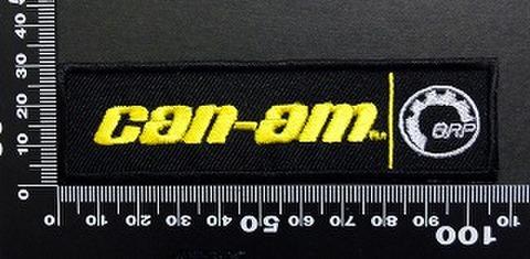 can-am ワッペン パッチ 05954