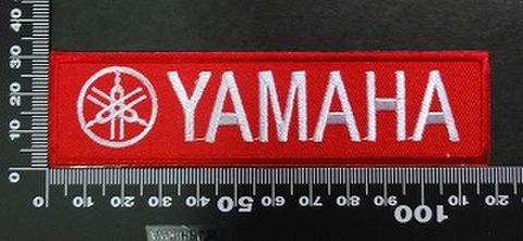 ヤマハ YAMAHA ワッペン パッチ 02010