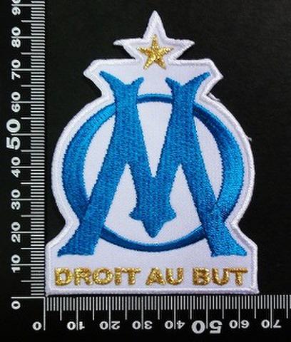 マルセイユ  Droit Au But ワッペン パッチ  02030