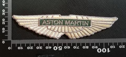 アストンマーチン(Aston Martin ) ワッペン パッチ  143441