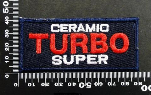セラミック ターボ ceramic turbo ワッペン パッチ 06570