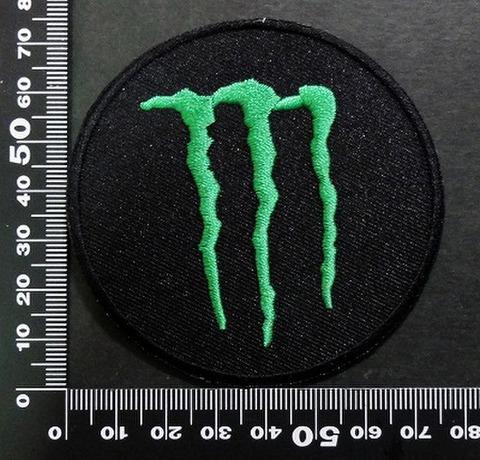 モンスターエナジー ドリンク Monster Energy ワッペン パッチ  07078
