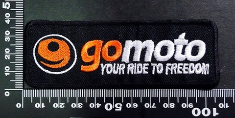 gomoto ワッペン パッチ  07067