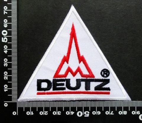 Deutz ドゥーツ ワッペン パッチ  07082