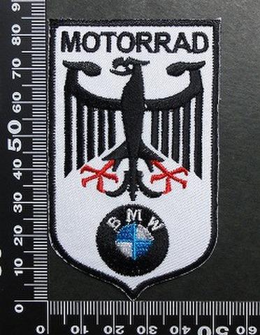 ビーエム BMW ワッペン パッチ  01695