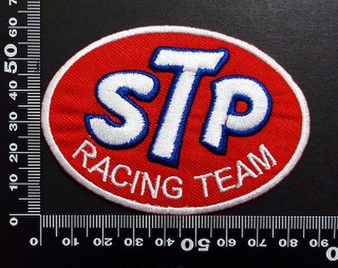 オイル STP MOTOR OIL  ワッペン パッチ 05989